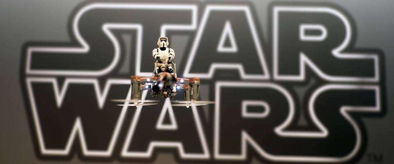 Dronefabrikant Propel lanceert Star Wars Drones!