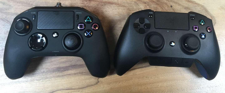 PS4 Pro Controller duo-test: Razer Raiju vs. Nacon Revolution
