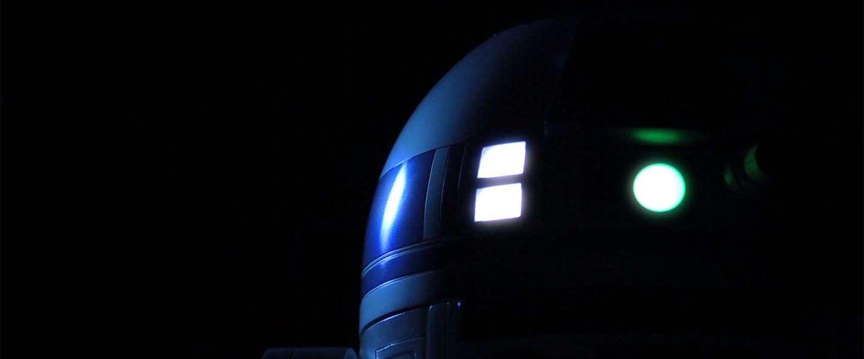 Opvolger Walking Fridge: De R2-D2 Moving Refrigerator