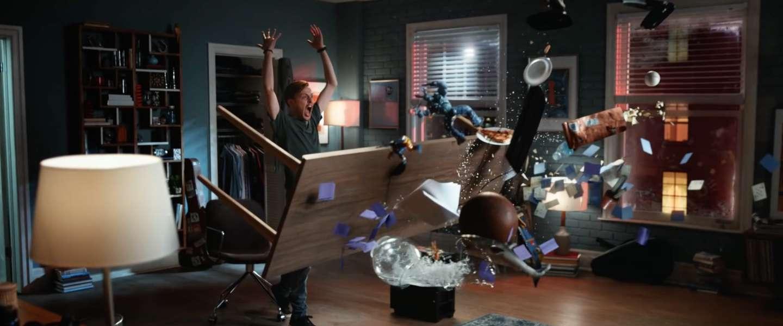 Nieuwe advertentie HP Omen X is knap staaltje slo-mo
