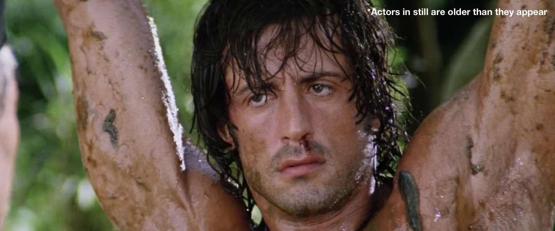 Sylvester Stallone (71) gaat nog één keer Rambo spelen