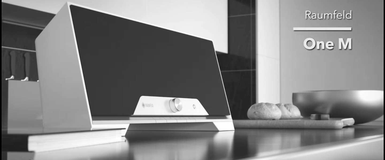 Review; Raumfeld stereospeaker One M