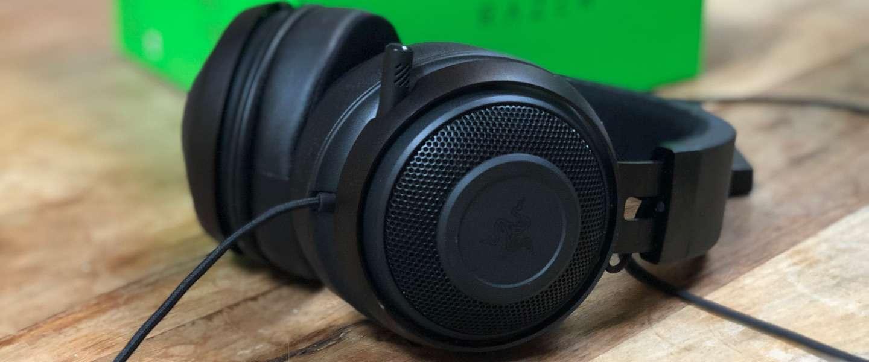 Razer Kraken Tournament Edition headset review: heel veel headset