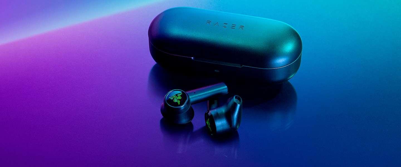 Razer komt met draadloze oordopjes voor echte mobiele gamers