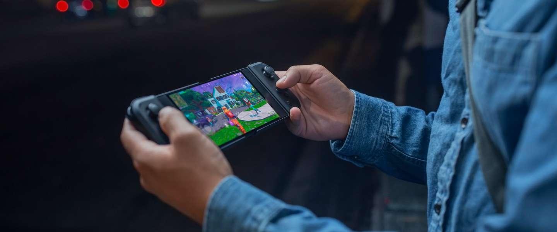 Geen vingers meer in beeld tijdens gamen op je smartphone