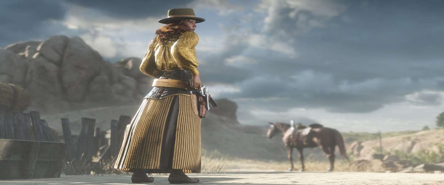 Red Dead Online introduceert 'Public Enemy' en 'Railroad Baron'