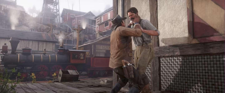 Red Dead Redemption 2 heeft 150GB vrij nodig voor PS4-installatie