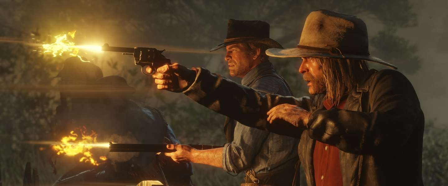 Red Dead Redemption 2: een film van een game