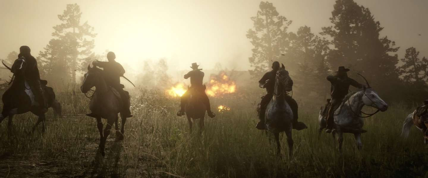 Check: Red Dead Redemption 2 launch trailer