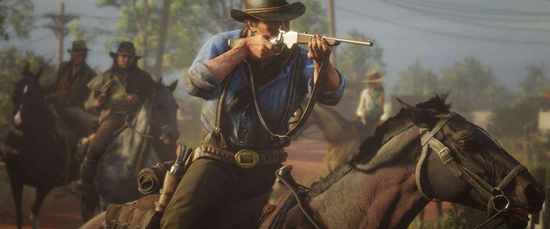 Red Dead Redemption 2 verschijnt in november op de pc