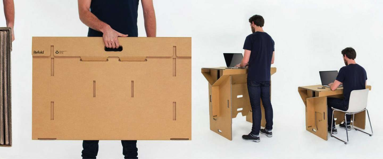 Must-have: een draagbaar bureau
