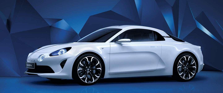 Renault laat de Alpine terugkeren en hij is prachtig