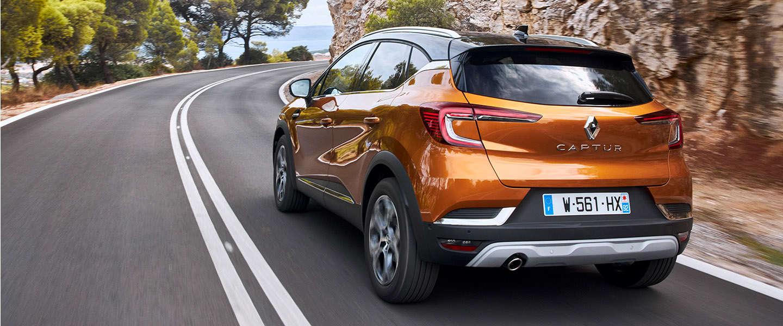 Dit is de volledig nieuwe Renault Captur