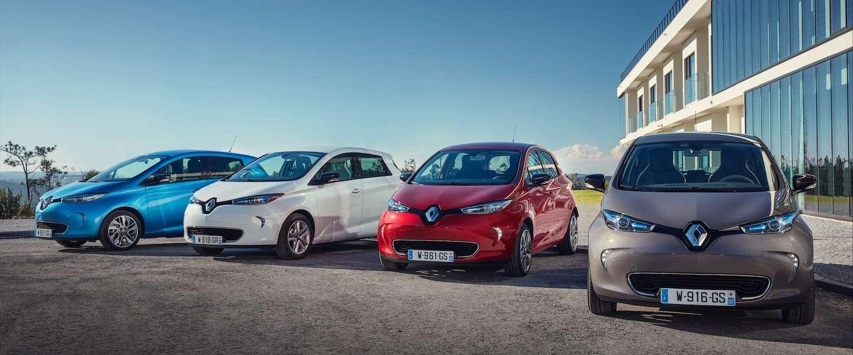 De nieuwe Renault ZOE verdubbelt rijcapaciteit naar 300 km