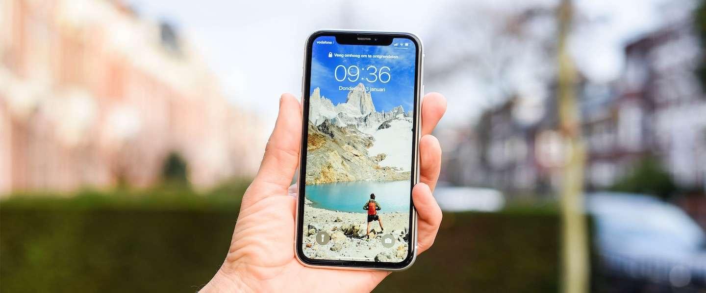 Review iPhone XR: alleen al voor de batterij zou je 'm nemen