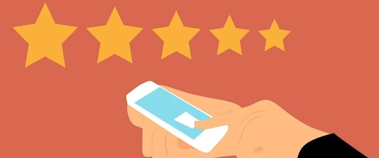 Deze reviewsystemen zijn perfect voor jouw webshop