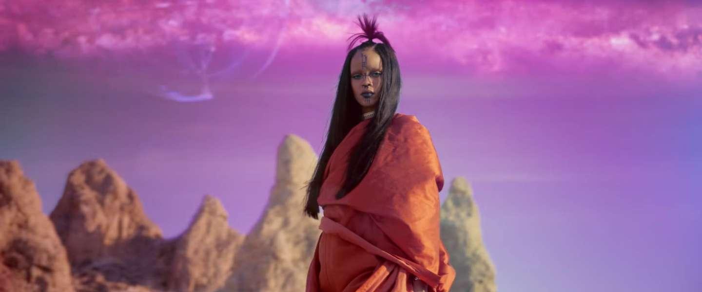 Nieuwe videoclip Rihanna voor Star Trek Beyond