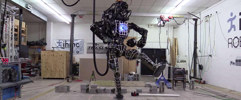 Google's Karate Kid Robot