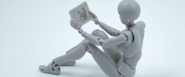Decathlon opent winkel die deels door een robot wordt gerund