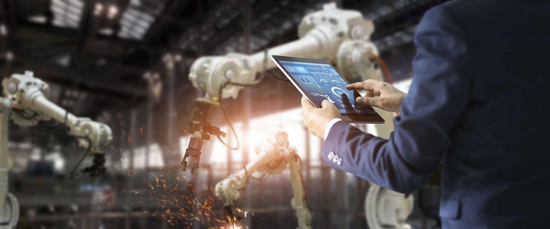 Nederlandse bedrijven willen dit jaar meer robots inzetten