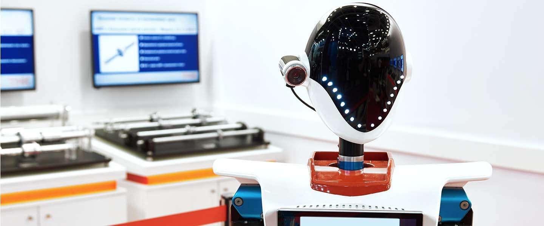 Weinig vertrouwen in gebruik van robots in fysieke winkels