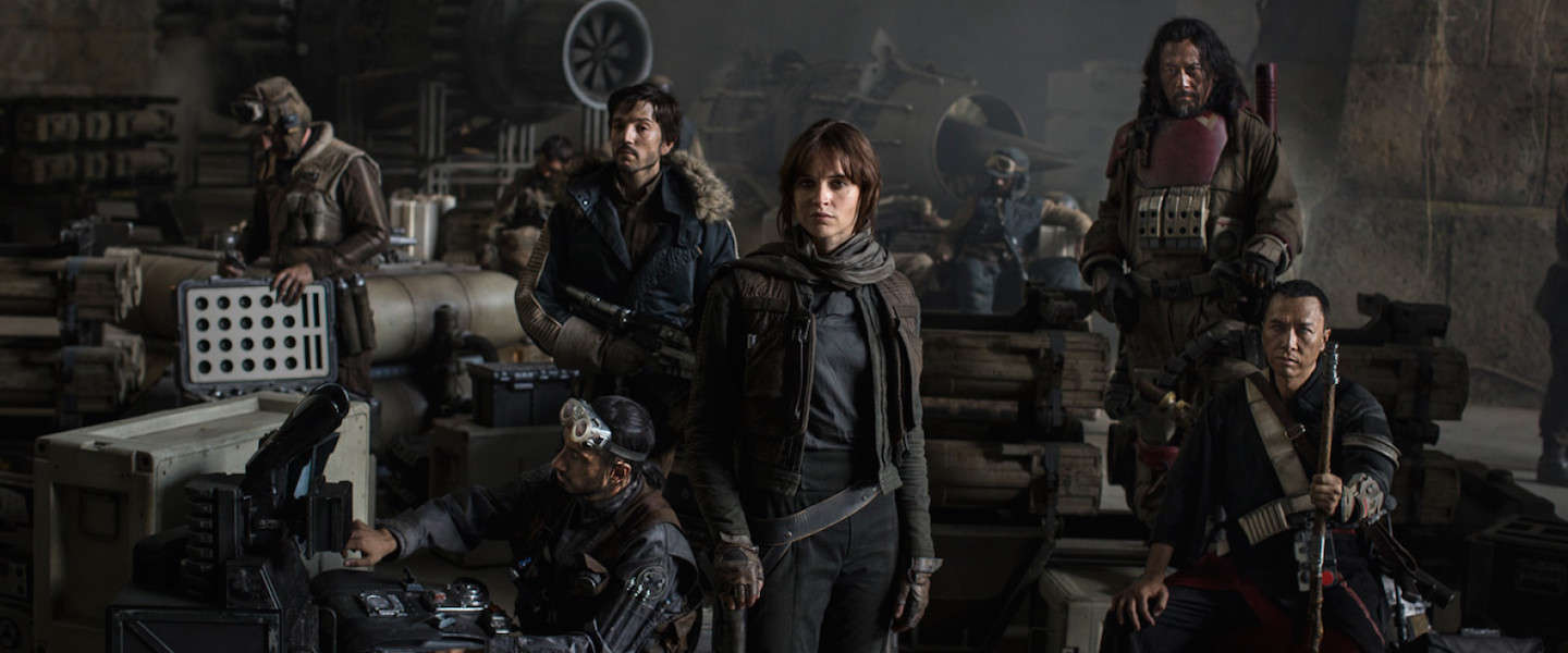 Trailer van Rogue One: A Star Wars Story