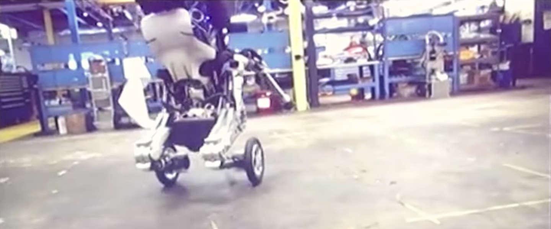 Boston Dynamics' nieuwe robot is (weer) gaaf en eng tegelijkertijd