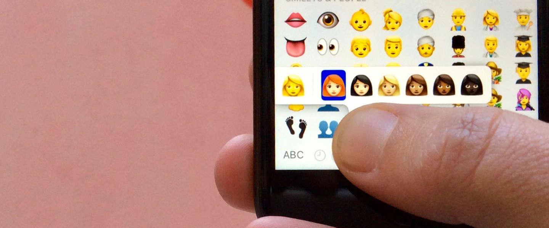 Emoji's met rood haar komen er (misschien) volgend jaar aan
