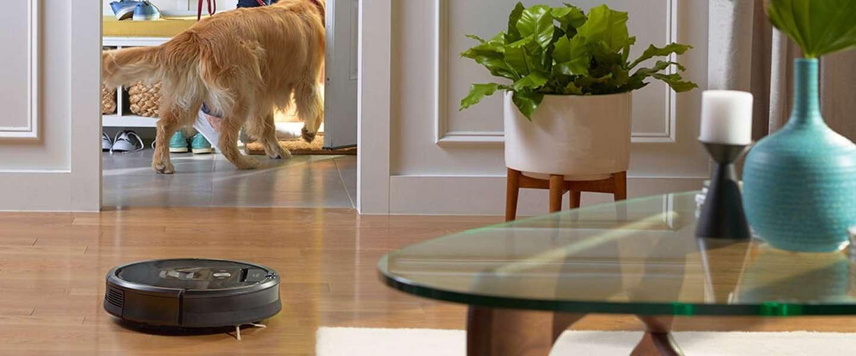 iRobot CEO: data uit Roomba wordt niet verkocht aan derde partij