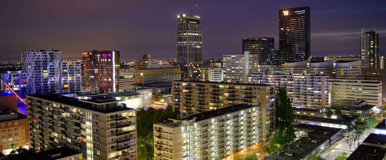 Hogeschool Rotterdam helpt winkeliers binnenstad met innovatie