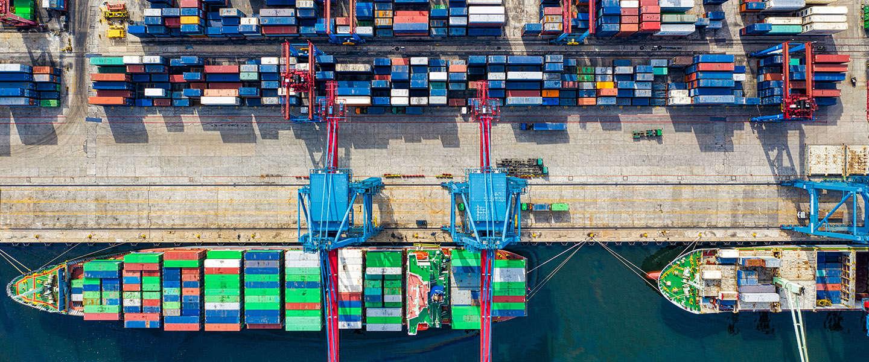 Rotterdamse haven stuurt 'smart' container op wereldreis