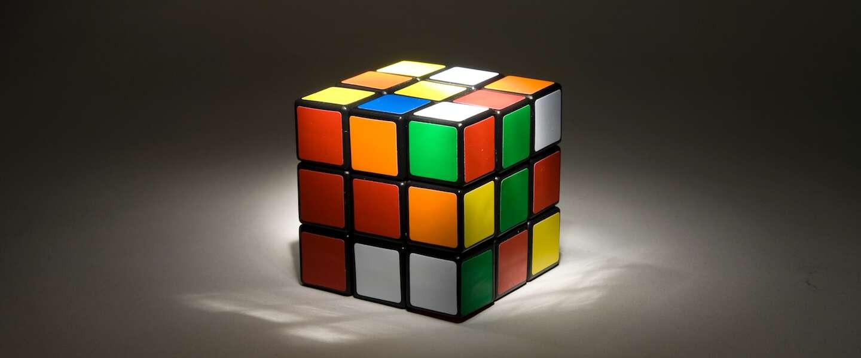 Zo los je de Rubiks Kubus op!