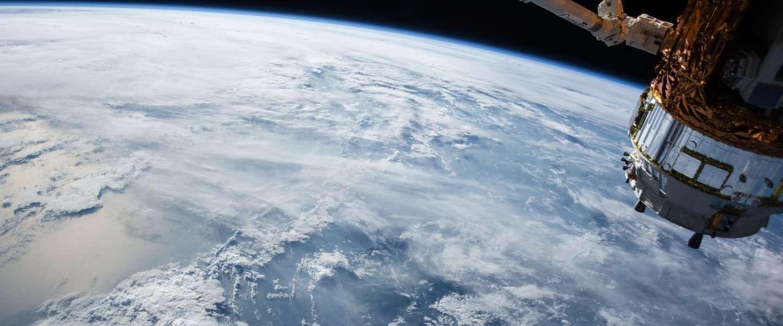 Onderzoekers willen een ruimtestation bouwen om ruimteafval te recyclen