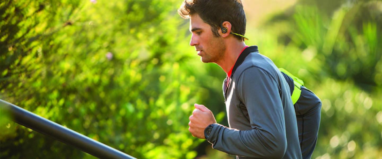 Muziek als doping voor betere sportprestaties