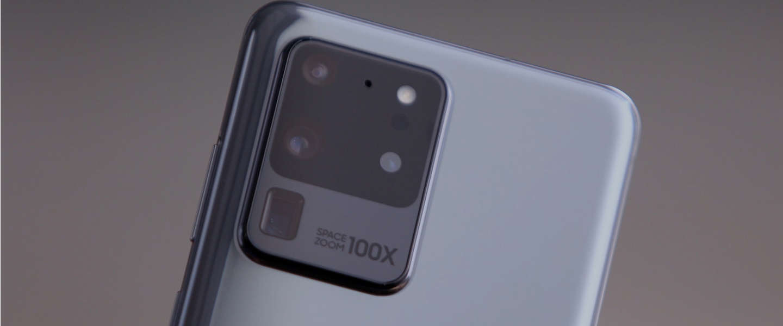 Is Samsung Galaxy S20 Ultra de moeite waard?