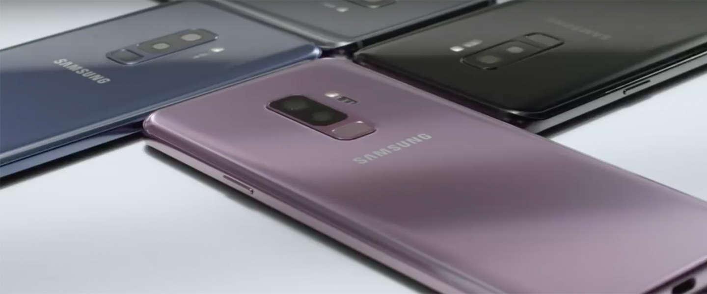 [Video] 9x de beste functies van de Samsung Galaxy S9 & S9 plus