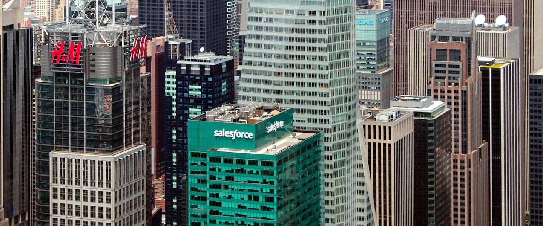 Hoe Salesforce een gigantisch bedrijf is geworden