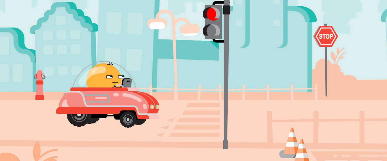 Samsung's in-traffic reply app antwoordt voor je als je rijdt