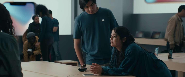 Samsung's nieuwe spot pest Apple-gebruikers met langzame iPhones