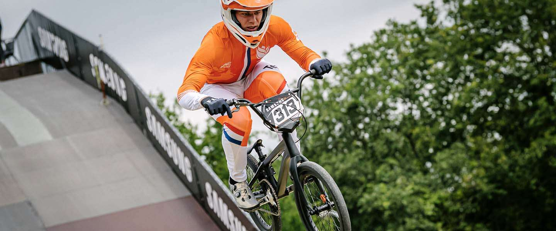 Deze BMX-innovatie helpt Nederland op weg naar Olympisch goud