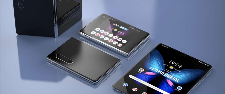 Samsung Galaxy Fold 2 het nieuwe alternatief