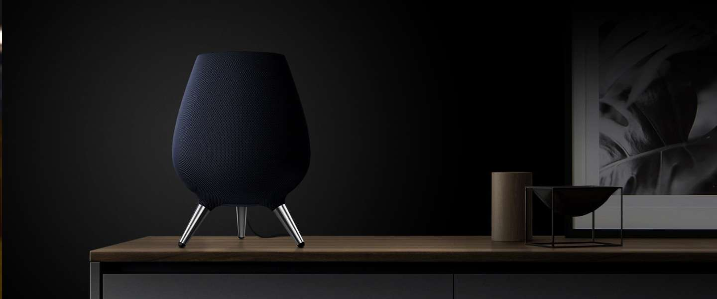 Samsung's slimme speaker is de Galaxy Home