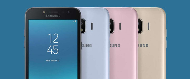Samsung heeft een smartphone gemaakt die niet op internet kan