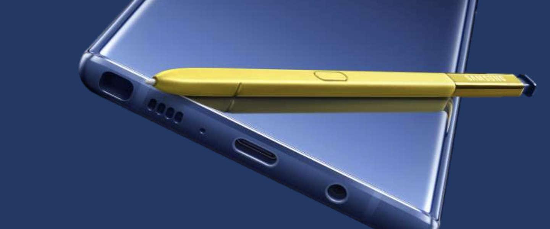 Dit is de nieuwe Samsung Galaxy Note 9