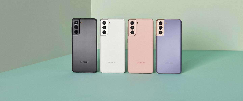 Alles wat je moet weten over Samsung Galaxy S21