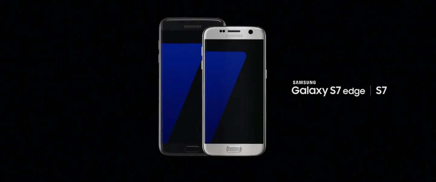 De Samsung Galaxy S7 in detail
