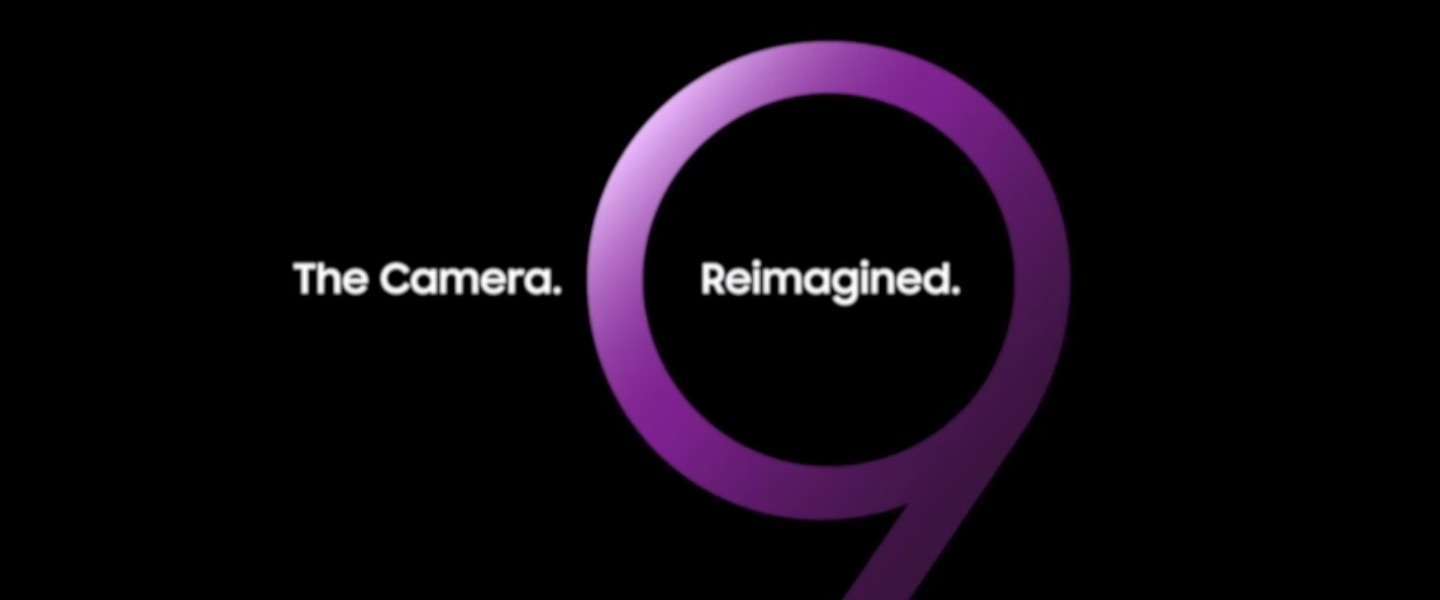 Samsung: presentatie Galaxy S9 25 februari, camera in de spotlight