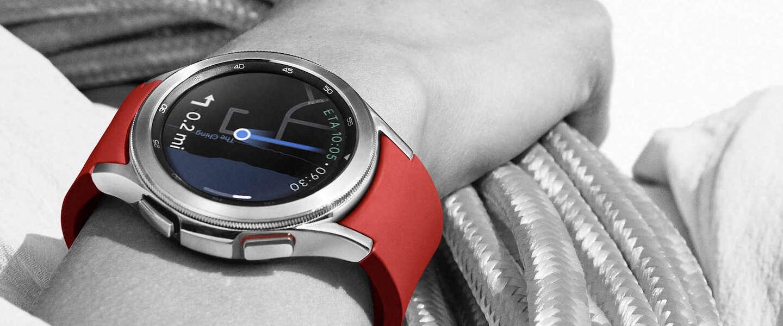 Samsung Galaxy Watch4 ontworpen om je gezondheid te monitoren