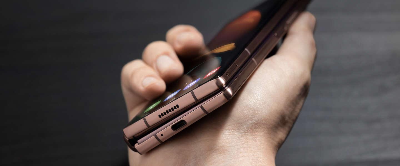 Samsung Galaxy Z Fold2, vouwbaar, groter, fraaier en geschikt voor 5G