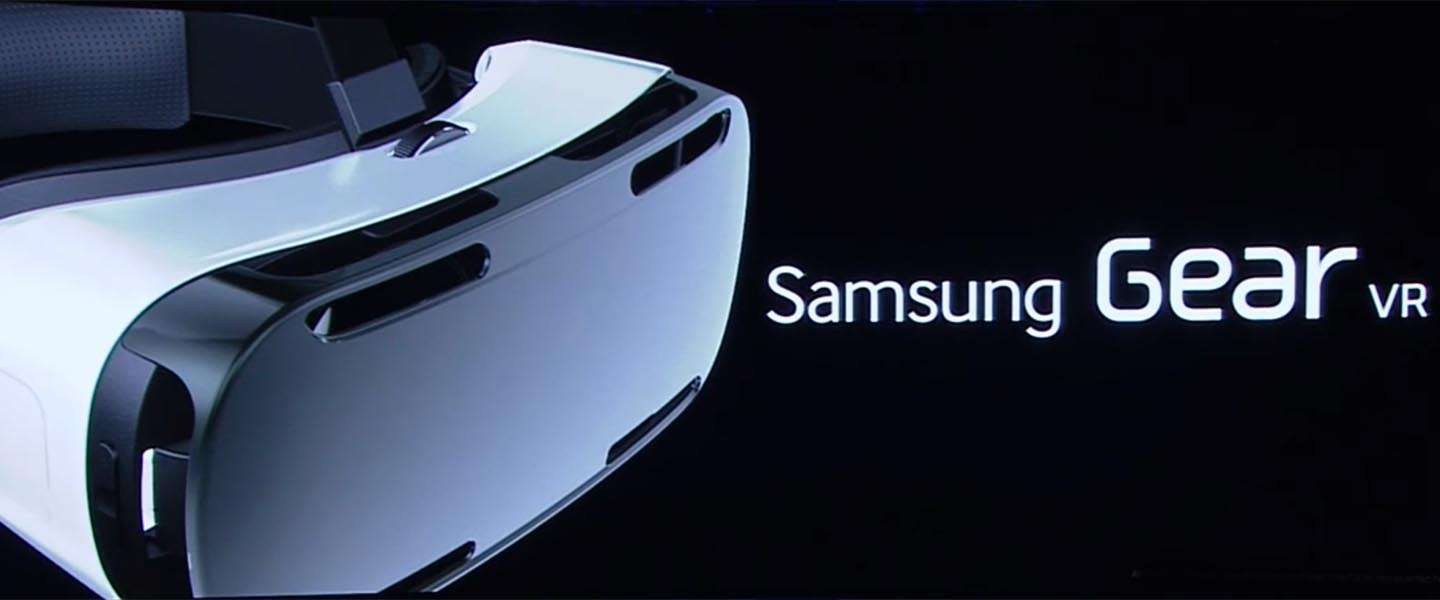 ​Gear VR: Samsung stapt in de wereld van virtual reality